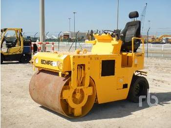 BOMAG BW120AD 3 Wheel Combination - roller