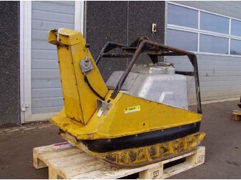 WACKER DPU6760 - roller