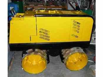 Weber TRC 85 - roller
