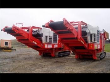 SANDVIK QJ240 (EXTEC C-10+)  - construction machinery