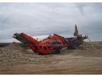 SCALPEUR SANDVIK QE330 - construction machinery
