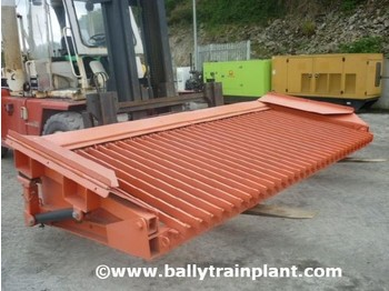 Sandvik 14ft Hydraulic Tipping Grid - construction machinery