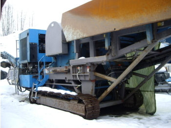Sandvik Crawlmaster 1206 knuser - construction machinery