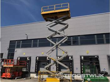 Ages  - scissor lift