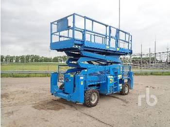 GENIE GS3384 4x4 Electric - scissor lift