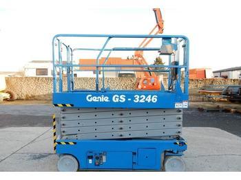 Scissor lift Genie GS3246 elektro 11.75m