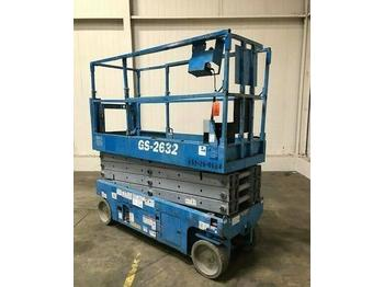 Genie GS 2632 10 m electric scissor lift skyjack-liftlux  - scissor lift