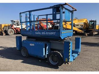Genie GS 3268 RT  - scissor lift