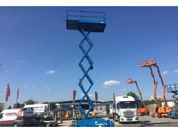 Scissor lift Genie GS 3268 RT diesel 4x4 11.75m