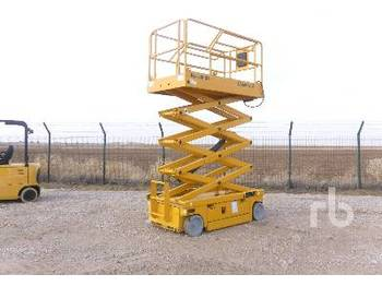 Scissor lift HAULOTTE COMPACT 10N Electric