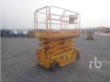 Scissor lift HAULOTTE COMPACT 10 Electric: picture 1