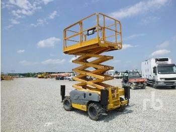 HAULOTTE COMPACT 12DX 12 m - scissor lift