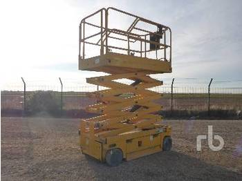 Scissor lift HAULOTTE COMPACT 12 Electric