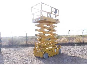 Scissor lift HAULOTTE COMPACT 14 Electric