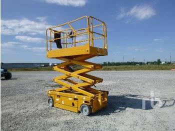 HAULOTTE COMPACT 8W Electric - scissor lift