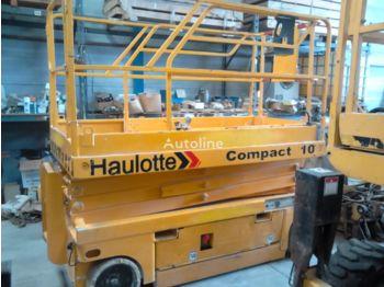 Scissor lift HAULOTTE Compact 10