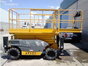 Scissor lift HAULOTTE Compact 12 DX