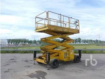 HAULOTTE H12SX Diesel - scissor lift