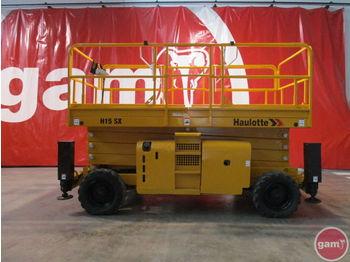 Scissor lift HAULOTTE H15SX