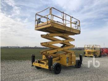 Scissor lift HAULOTTE H15SX 15 m