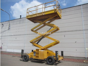 Scissor lift HAULOTTE H 12 SX