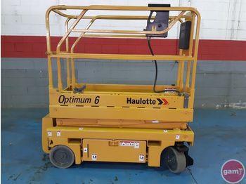 Scissor lift HAULOTTE OPTIMUM 6