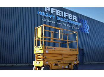 Scissor lift Haulotte COMPACT 10N Electric, 10m Working Height, Non Mark