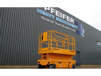 Scissor lift Haulotte COMPACT 10 Electric 10.15 m Scissor Lift, Non Mark
