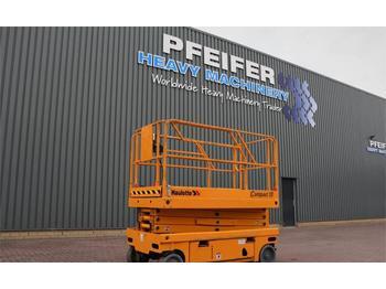 Scissor lift Haulotte COMPACT 10 Electric, 10.2m Working Height, 450kg C