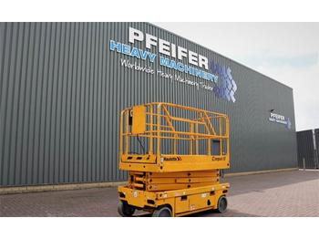 Scissor lift Haulotte COMPACT 10 Electric, 10,2m Working Height, Non Mar