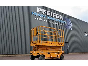 Scissor lift Haulotte COMPACT 10 Electric, 10.2m Working Height, Non Mar
