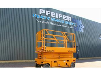 Scissor lift Haulotte COMPACT 10 Electric, 10m Working Height, Non Marki