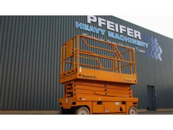 Scissor lift Haulotte COMPACT 12: picture 1