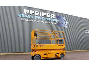 Haulotte COMPACT 8 Electric, 8.2m Working Height, Non Marki  - scissor lift