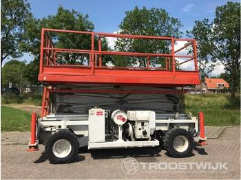 Holland Lift Combistar D-165 - scissor lift