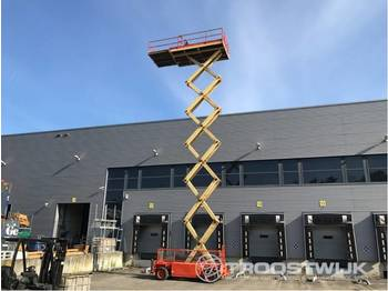 Holland Lift Combistar b-1950L25-4wd/p/n - scissor lift