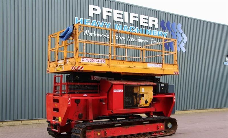 scissor lift Holland Lift Q135DL24-TR