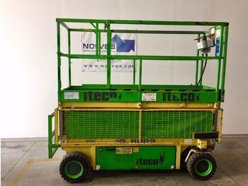 Scissor lift ITECO IG 8089