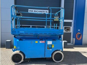 Iteco IT 12151 schaarhoogwerker - scissor lift