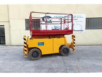 Iteco IT 12180 DE - scissor lift