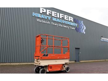 Scissor lift JLG 1930ES Electric, 7.72m Working Height, Non Marking