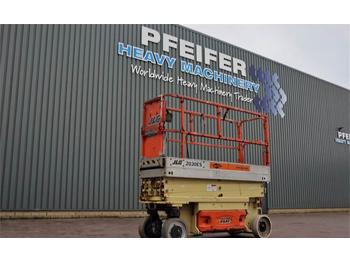 Scissor lift JLG 2030ES Electric, 8.1m Working Height, Non Marking