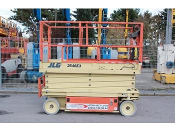 Scissor lift JLG 2646 elektro 9.92m
