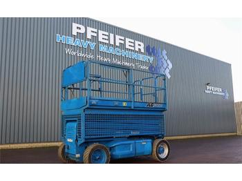 Scissor lift JLG 3369LE Electric, 12m Working Height, Non Marking T