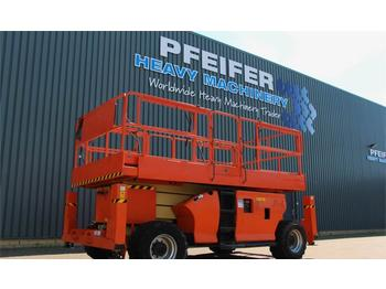 Scissor lift JLG 3394RT: picture 1