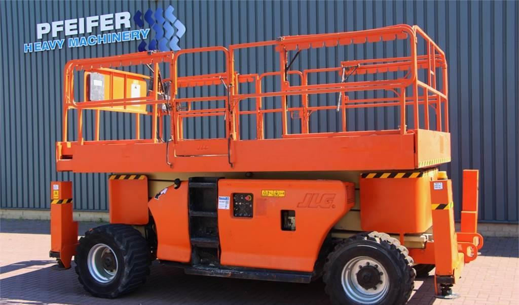 Scissor lift JLG 3394RT: picture 7