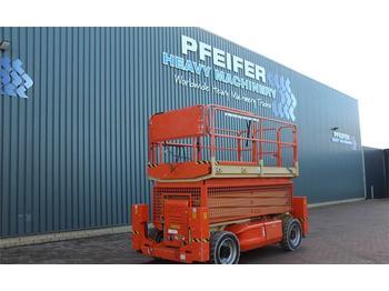 Scissor lift JLG M3369 Valid inspection, *Guarantee! Diesel, HYBRID