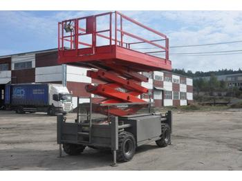 Scissor lift Liftlux SL125-22