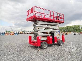 Scissor lift MEC 6092RT 4x4
