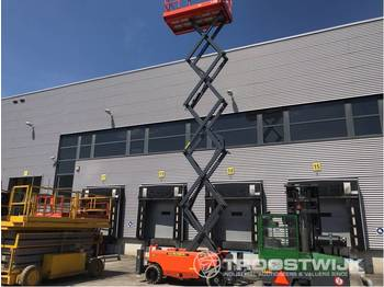Magni DS141RT - scissor lift